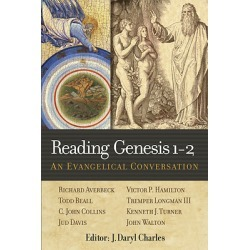 Reading Genesis 1-2 - An Evangelical Conversation found on Bargain Bro Philippines from cokesbury.com US for $24.95