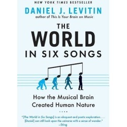 The World in Six Songs - How the Musical Brain Created Human Nature found on Bargain Bro India from cokesbury.com US for $16.00