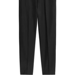 ARKET Wool & Mohair Tuxedo Trousers found on Bargain Bro UK from endource.com