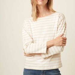 Great Plains Leonie Stripe Long Sleeve Top found on Bargain Bro UK from endource.com