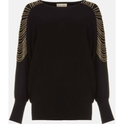 Phase Eight Claudia Chain Shoulder Knit found on Bargain Bro UK from endource.com