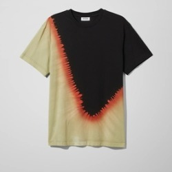 WEEKDAY Billy Tie Dye T-shirt found on Bargain Bro UK from endource.com