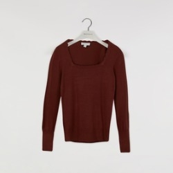 Warehouse Scallop Square Neck Jumper found on Bargain Bro UK from endource.com