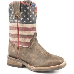 Roper American Camo Western Boots-Kids found on Bargain Bro India from equestrian collections for $91.69
