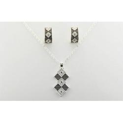 Jewelry Diamond Stone Jewelry Set