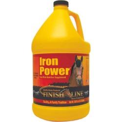 Finish Line Iron Power Liquid Horse Supplement