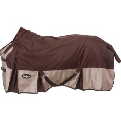 Tough-1 Extreme 1680D Waterproof HW Turnout Blanket found on Bargain Bro Philippines from equestrian collections for $127.95