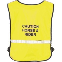 Roma Reflective Safety Vest found on Bargain Bro India from equestrian collections for $26.40