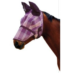 Kensington Protective Draft Fly Mask with  Nose Piece & Ears