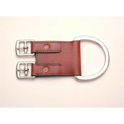 Royal King Leather 2-Buckle Western Girth Converter found on Bargain Bro Philippines from equestrian collections for $12.90