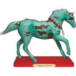 The Trail Of Painted Ponies Turquoise Journey found on Bargain Bro India from equestrian collections for $44.99