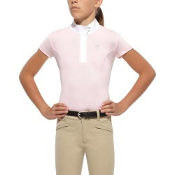 Ariat Aptos Show Top - Girls, Blossom found on Bargain Bro Philippines from equestrian collections for $24.00