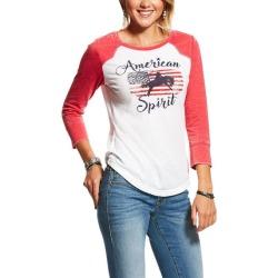 Ariat Ladies American Spirit Tee