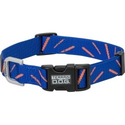 Weaver Terrain Dog Patterned Snap-N-Go Adjustable Collar found on Bargain Bro India from equestrian collections for $8.99
