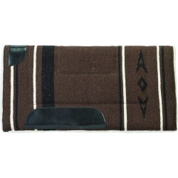 Weaver Fleece Lined Acrylic Saddle Pad found on Bargain Bro Philippines from equestrian collections for $34.35