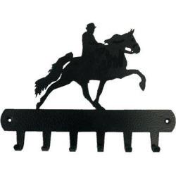 Intrepid Walker Horse Key Holder