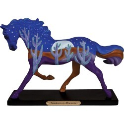 The Trail Of Painted Ponies Sundown To Moonrise found on Bargain Bro India from equestrian collections for $44.99