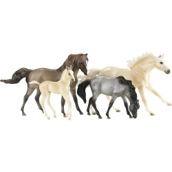 Breyer Traditional Cloud's Encore Gift Set found on Bargain Bro Philippines from equestrian collections for $44.99