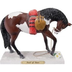 Trail of Painted Ponies Trail of Tears Figurine found on Bargain Bro India from equestrian collections for $47.00