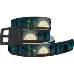C4 Belt Zombies Belt with Black Buckle found on Bargain Bro Philippines from equestrian collections for $34.99