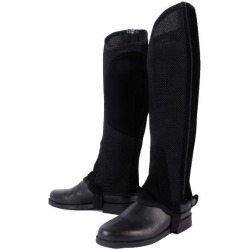 Dublin Easy Care Mesh Half Chaps- Adult found on Bargain Bro India from equestrian collections for $28.99