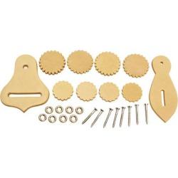 Action Saddle Repair Kit