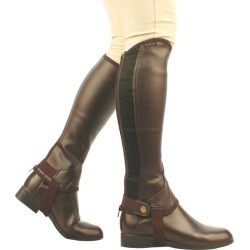 Saxon Ladies Easy Care Half Chaps found on Bargain Bro India from equestrian collections for $46.20