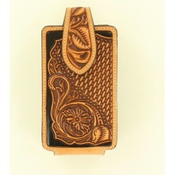 Nocona Basketweave Cell Phone Case