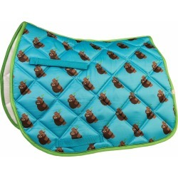 Lettia Embroidered All Purpose Saddle Pad found on Bargain Bro Philippines from equestrian collections for $59.99