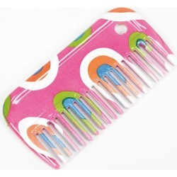 Roma Patterned Mane Comb found on Bargain Bro India from equestrian collections for $1.59
