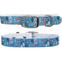 C4 Dog Collar Day of the Dead Collar found on Bargain Bro Philippines from equestrian collections for $24.95