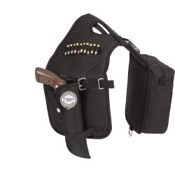 Colorado Saddlery Ultra Rider Horn Bag With Detachable Holster found on Bargain Bro India from equestrian collections for $28.25
