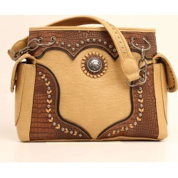 Blazin Roxx Kinsey Satchel Bag found on Bargain Bro Philippines from equestrian collections for $70.00