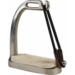 Henri de Rivel Peacock Stirrup with Pads found on Bargain Bro India from equestrian collections for $46.70
