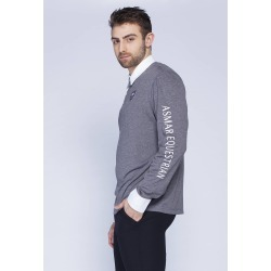 Asmar Classic Long Sleeve Polo - Mens found on Bargain Bro Philippines from equestrian collections for $106.19