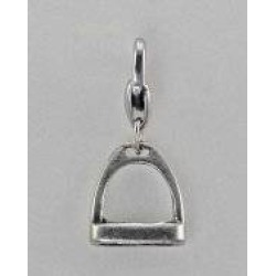 Barbary Stirrup Charm found on Bargain Bro from equestrian collections for USD $3.03