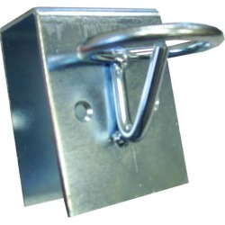 Fence Bracket Bucket Holder