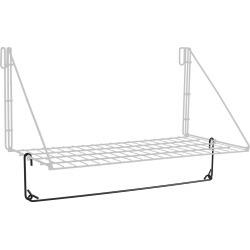Tough-1 Clothes Bar For Hanging Shelf
