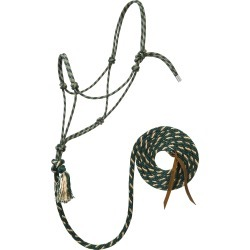 Weaver Silvertip #95 Rope Halter with  12' Lead found on Bargain Bro India from equestrian collections for $35.69