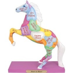 The Trail of Painted Ponies Heart To Heart Figurine found on Bargain Bro India from equestrian collections for $49.00