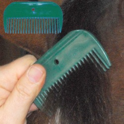 Plastic Mane Comb found on Bargain Bro India from equestrian collections for $0.53