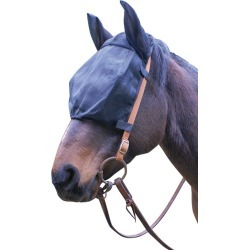 Cavallo Ride Free Fly Mask with Ears