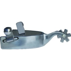 Professionals Choice Cowhand Spur - 6 Point Rowel found on Bargain Bro Philippines from equestrian collections for $59.79