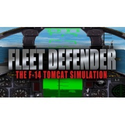 Fleet Defender: The F-14 Tomcat Simulation found on GamingScroll.com from Fanatical for $7.06