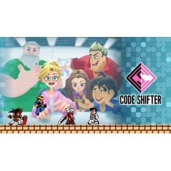 CODE SHIFTER found on GamingScroll.com from Fanatical for $20.55