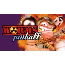 Worms Pinball found on GamingScroll.com from Fanatical for $7.80
