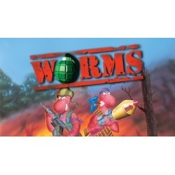 Worms found on GamingScroll.com from Fanatical for $7.80
