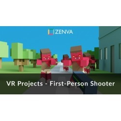 VR Projects - First-Person Shooter