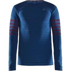 Men's Craft Fuseknit Comfort Blocked Long Sleeve found on MODAPINS from fleet feet sports for USD $69.00