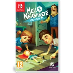Hello Neighbor: Hide & Seek for Switch - also available on Xbox One